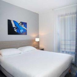 Hôtel Linko - Chambre confort double