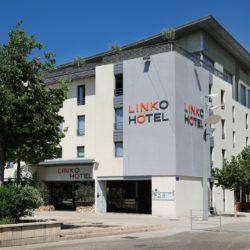 Hôtel Linko - façade