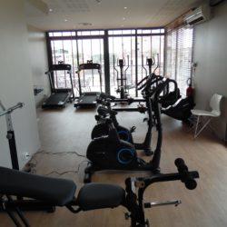 Hôtel Linko - Salle de fitness